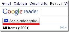 subscribtion
